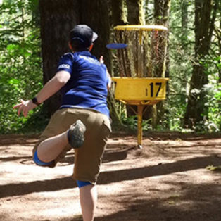 Event Report: 11th Annual Chick Flick Disc Golf Tournament