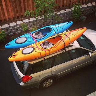 Gear Review: Dagger Katana Crossover Kayak