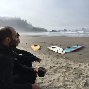 Trip Report: Surfing Indian Beach, Ecola State Park