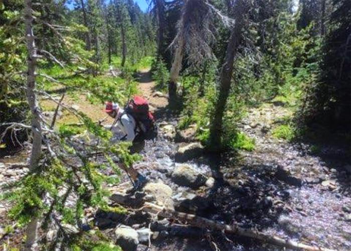 Broken Top Three Sisters Wilderness