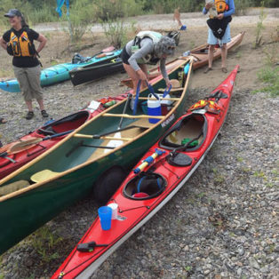 Gear Review: P&H Cetus MV Expedition Kayak