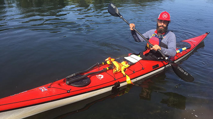 P&H Cetus Kayak