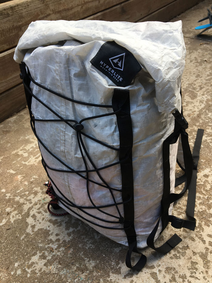 Backcountry pack