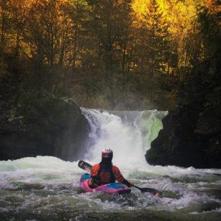 Trip Report: Whitewater Kayaking Canyon Creek