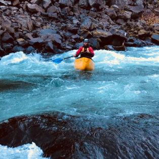 Trip Report: Whitewater Paddleboard & Canoe on the Clackamas River!