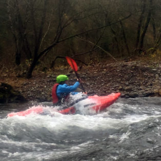 Trip Report: Kayaking the Lower Washougal River