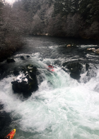 Pyranha Ripper Kayak