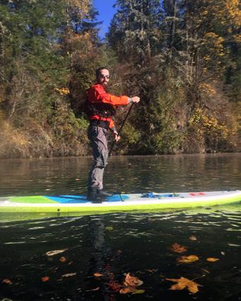 Werner Rip Stick 79 SUP Paddle