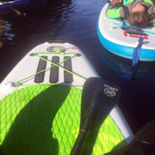 Gear Review: Werner Rip Stick 79 Carbon SUP Paddle