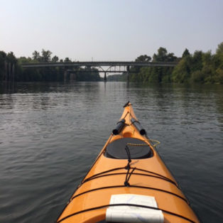 Trip Report: 100 Miles on the Willamette, Dammit!