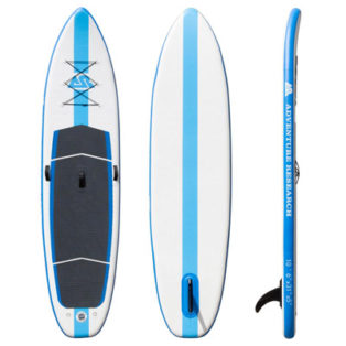 "Gear Review: Adventure Research 10' 6"" SUP Package"