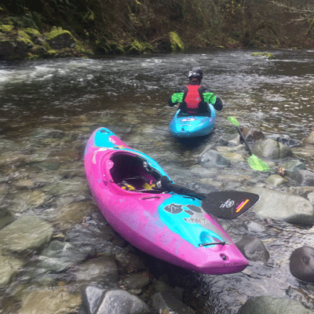 Trip Report: Whitewater Kayaking the East Fork of the Lewis River