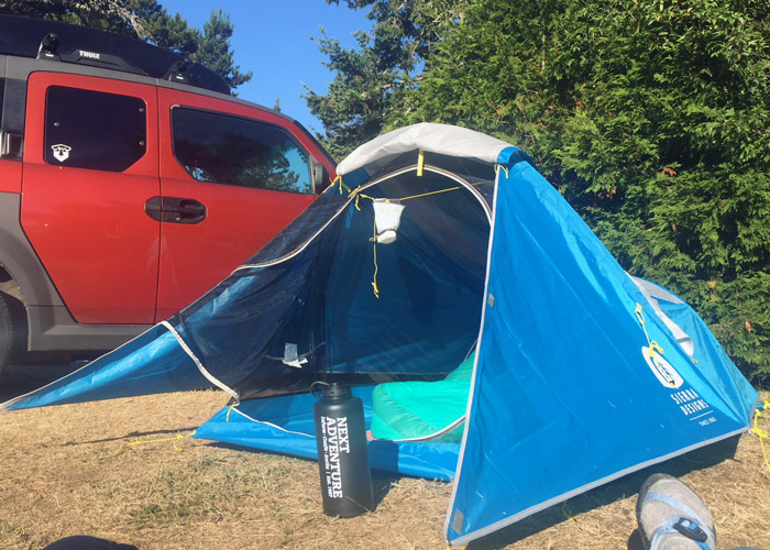 Sierra Designs Light Year Tent