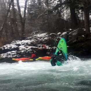 Trip Report: Whitewater Kayaking the Lower White Salmon River
