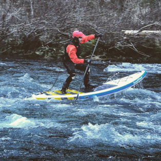 Gear Review: Rivershred Badfish Inflatable Whitewater SUP