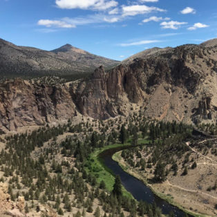 Trip Report: Hiking Smith Rock State Park