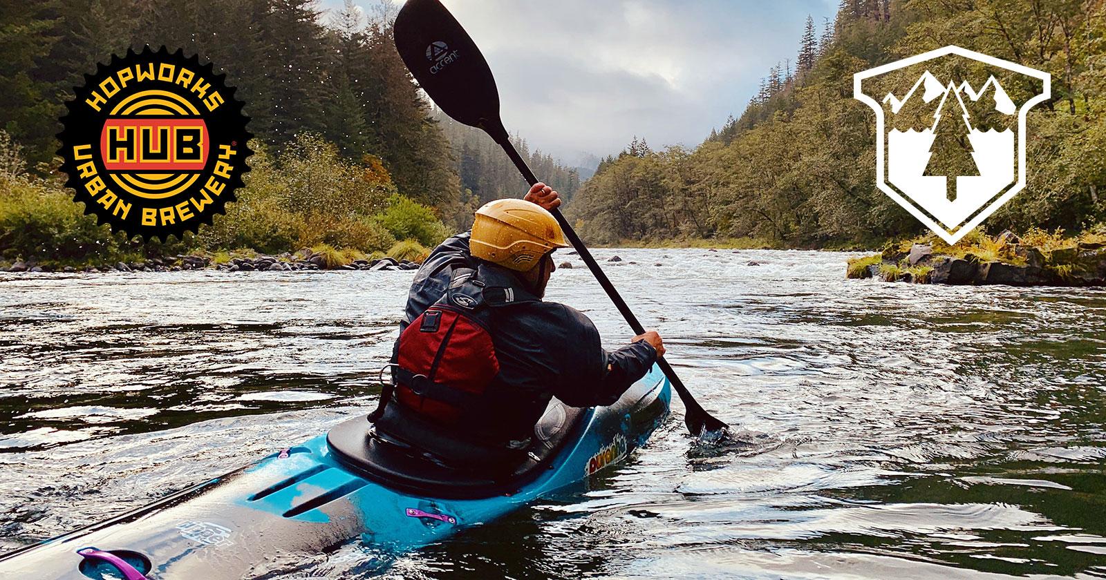 Thirsty Thursday: Intro to Whitewater Kayaking