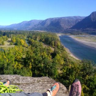Gear Review: Five Ten Anasazi Lace Climbing Shoes - AKA Pinks!