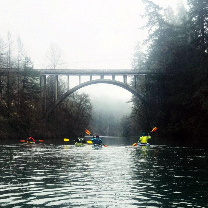 Choosing a kayaking paddle