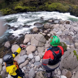 Trip Report: Whitewater Kayaking the Sandy River Gorge
