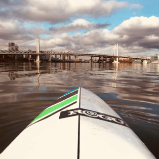 Trip Report: Paddleboarding the Willamette River