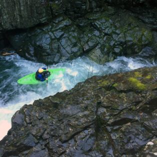 Trip Report: Whitewater Kayaking Five Falls on Lower Cooper Creek
