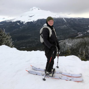 Trip Report: Spiltboarding to Mirror Lake and Tom, Dick and Harry Mountain