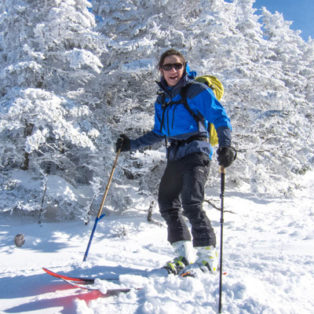 Trip Report: Backcountry Skiing at Saddleback Mountain