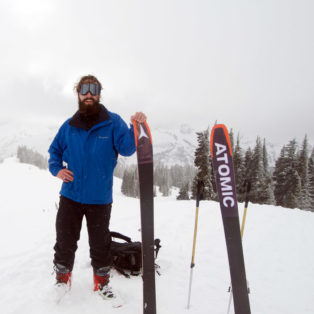 Gear Review: Atomic Backland 102 Skis