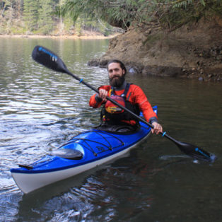 Gear Review: 2019 Apex Carbon Kayak Paddle from Wilderness Systems