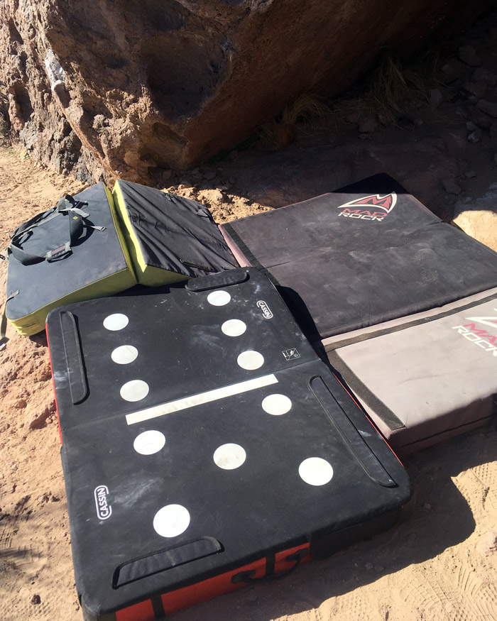 Camp Cassin Domino Crash Pad