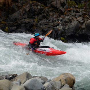 Trip Report: Whitewater Kayaking the North Fork of the Smith River, CA