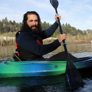 Gear Review: All New Wilderness Systems Carbon Pungo Kayak Paddle