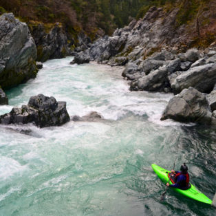Trip Report: Whitewater Kayaking the South Fork of the Smith River, CA