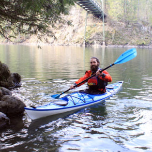 Gear Review: 2019 Wilderness Systems Origin Kayak Paddle