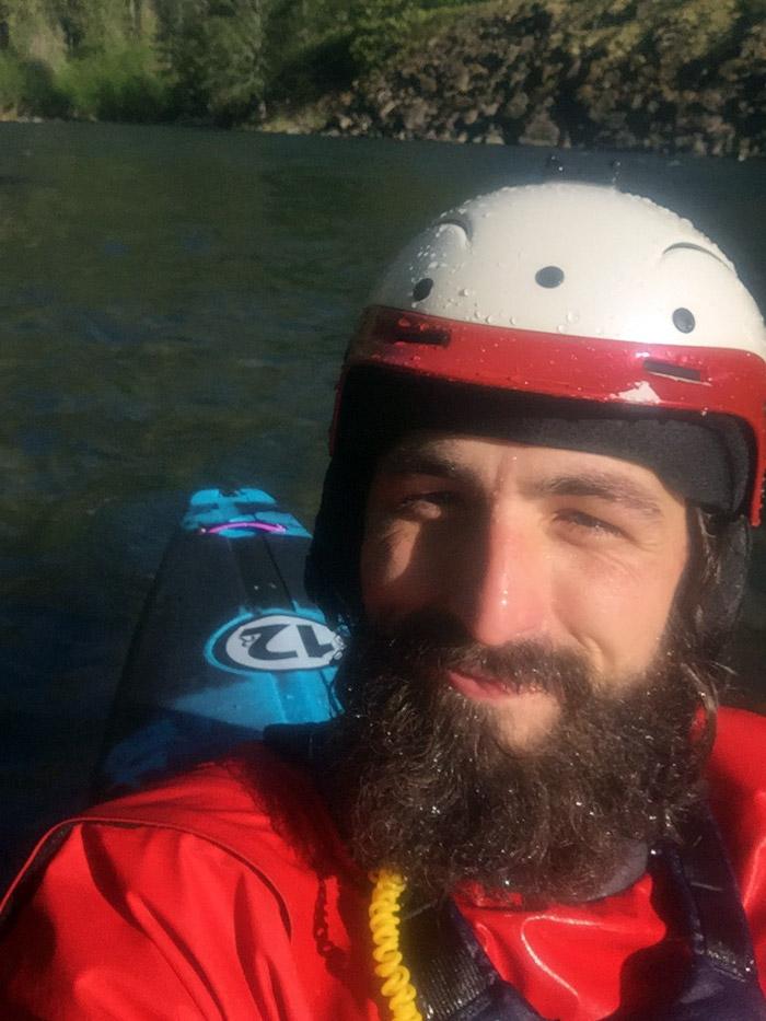 Pyranha 12R kayak