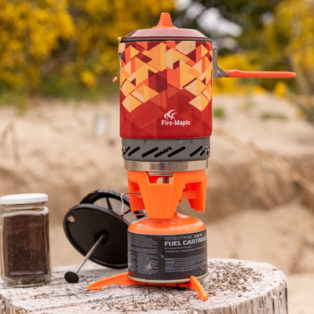 Gear Review: Fire-Maple Star 2 Cooking System
