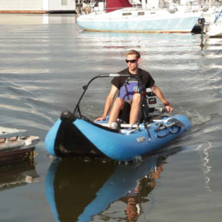 Video: Scout 365 and 430 Inflatable Boats
