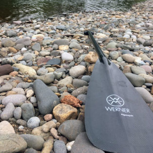 Gear Review: Werner Algonquin Carbon Canoe Paddle