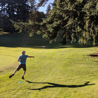 Disc Golf: Rose City Tuesday Doubles at Rose City Golf Course