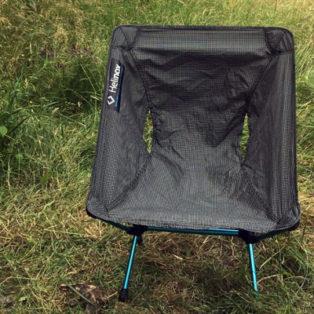 Gear Review: Helinox Chair Zero Camp Chair