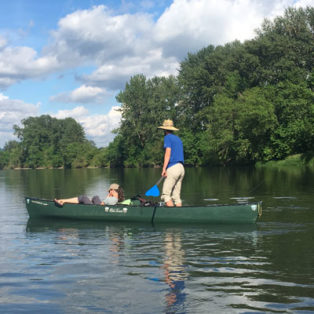 Gear Review: Old Town Penobscot Canoe
