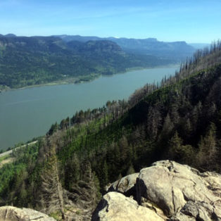 Trip Report: Angel's Rest Hike in the Columbia River Gorge