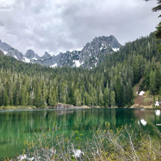 Trip Report: Flapjack Lakes, Olympic National Park