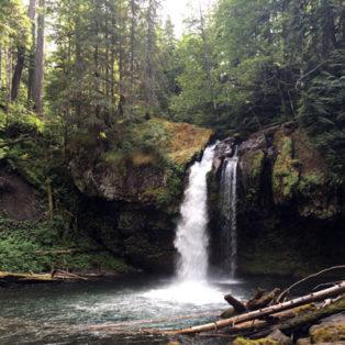 Trip Report: Iron Creek Falls