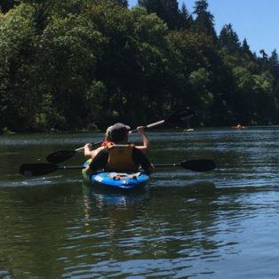 Trip Report: Paddling the Tualatin River