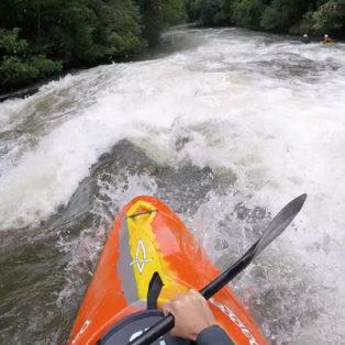 Gear Review: Werner Desperado Kayak Paddle