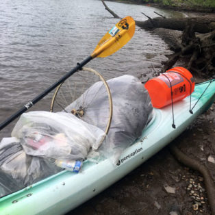 Trip Report: The Great Willamette Clean Up
