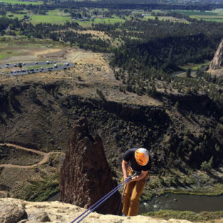 Trip Report: Climbing Voyage of the Cowdog at Smith Rock State Park