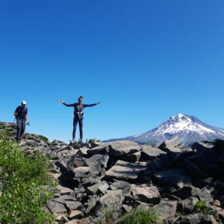 Trip Report: Tom Dick and Harry Mountain Trail, Mt. Hood